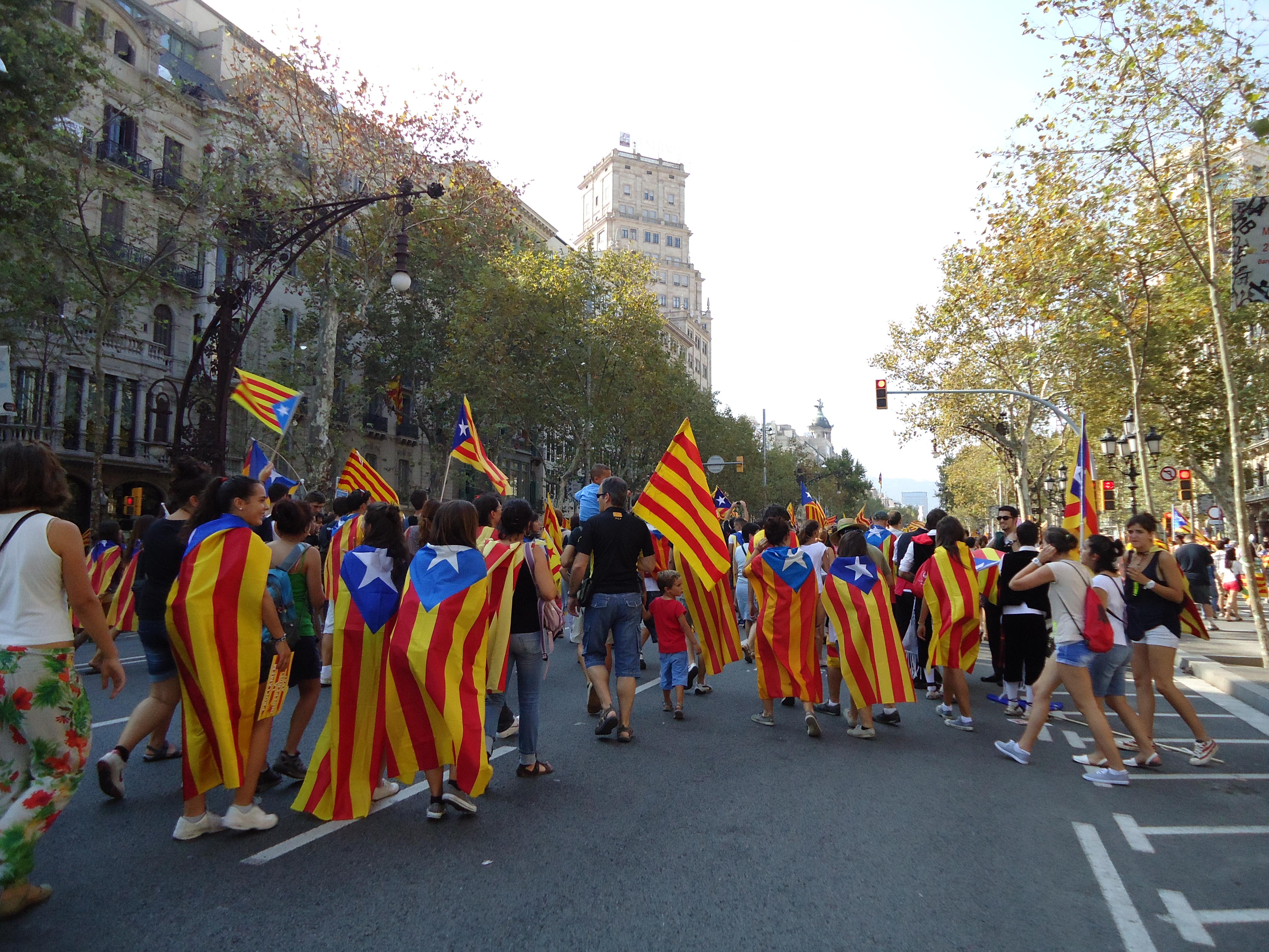 Passeig de Gràcia 2012